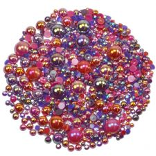 'WILD BERRIES' Theme Rhinestone and Pearl Embellishment Pack